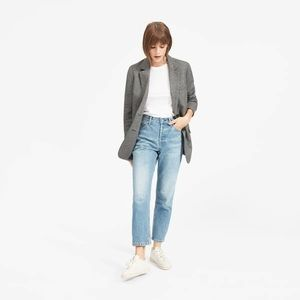 Everlane 90's cheeky straight Jean